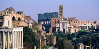 Foro romano e Palatino. Pinterest