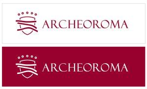 logo archeoroma orizzontale testata di informazione di archeologia e beni culturali a Roma
