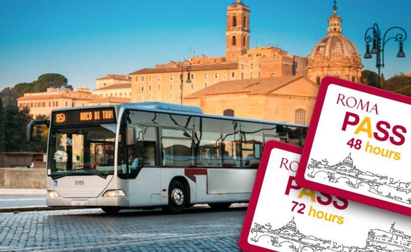 Roma Pass: la card ufficiale per trasporto pubblico e musei